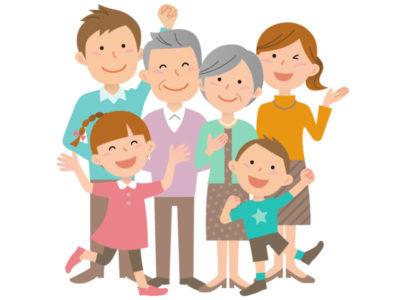 画像:家族